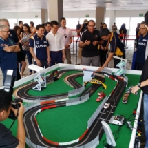 Slot Cars Racing Track