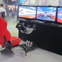 racing motion simulators, racing simulators, race seats, arcade racing seats