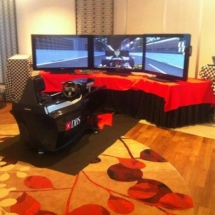 racing simulators, f1 simulators, race car ride, f1 simulator, motion simulator, race car simulators rental